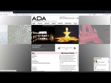 Archive of Digital Art (ADA)